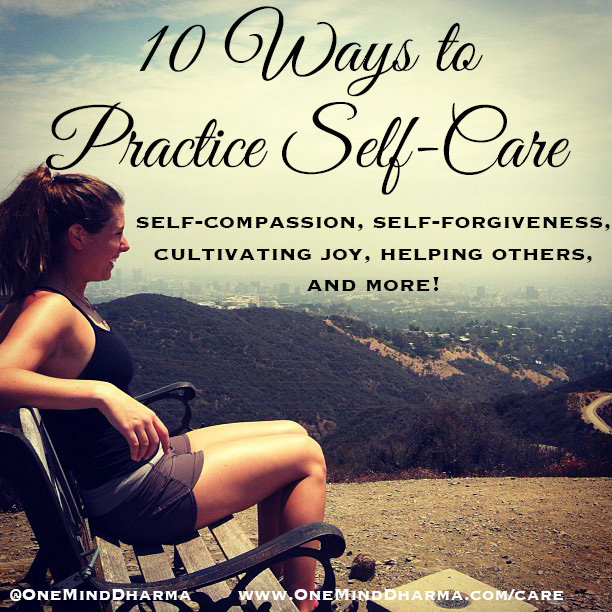 Ways to Practice Self-Care