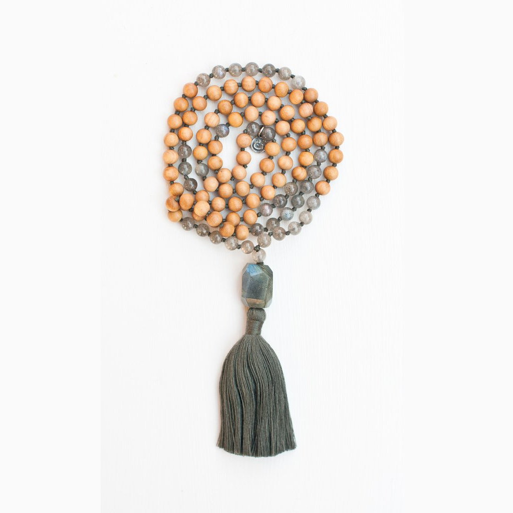 Intention Mala Necklace