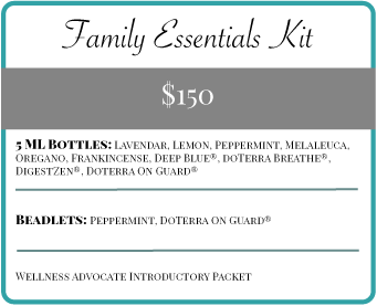 Essential Oils Kit 1