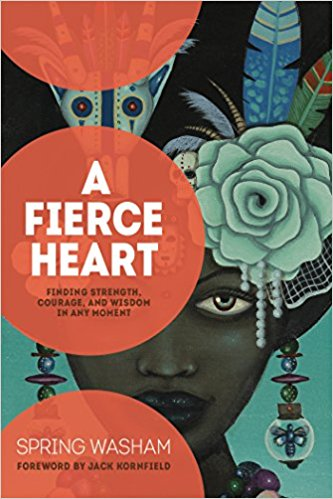 a fierce heart book