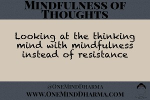 Papañca: Wandering Mind or Mindful Mind?