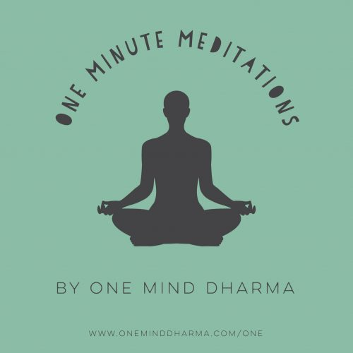 1 Minute Meditations