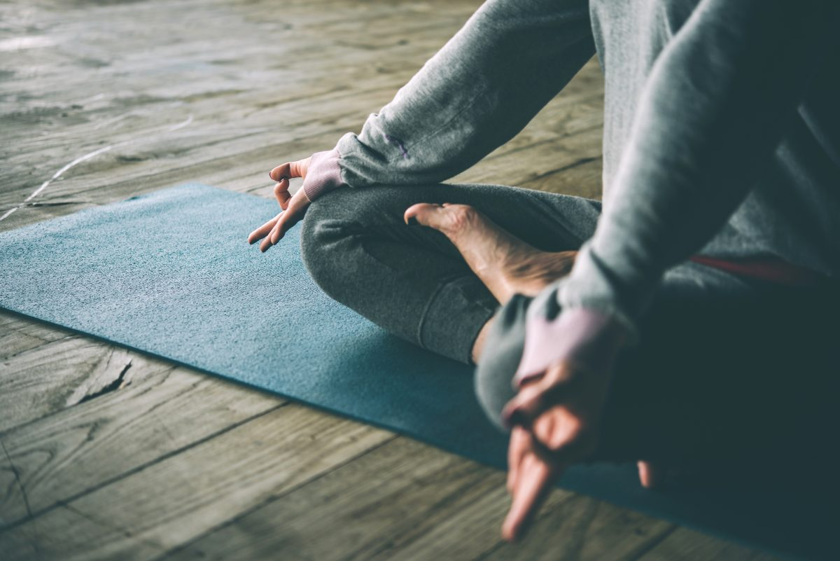 Guided Meditation Pain
