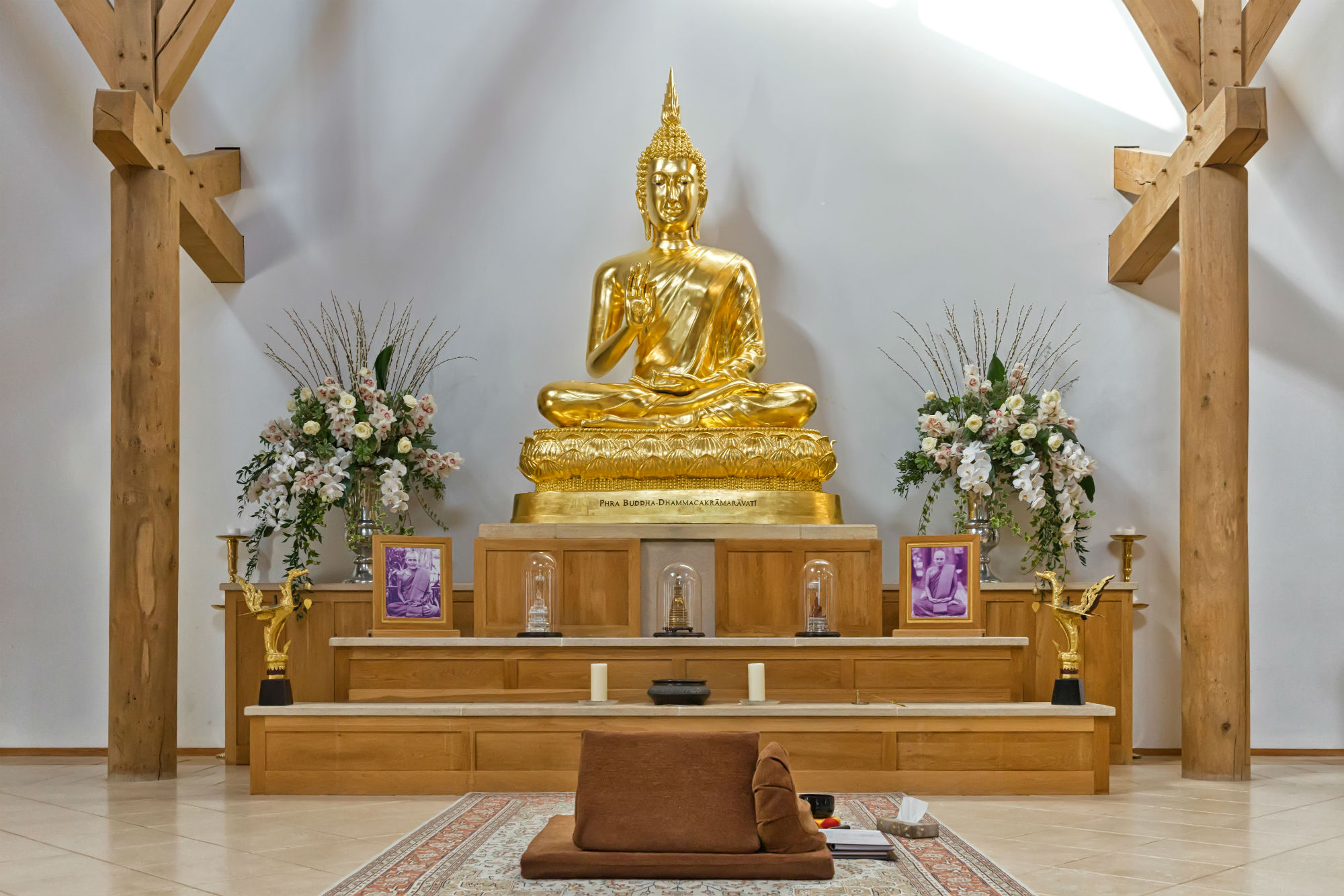 the interesting buddhist life of thich naht hahn