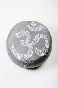 om meditation cushions