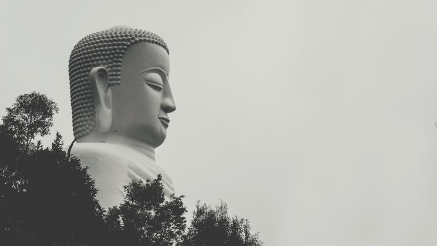 different types of buddhism