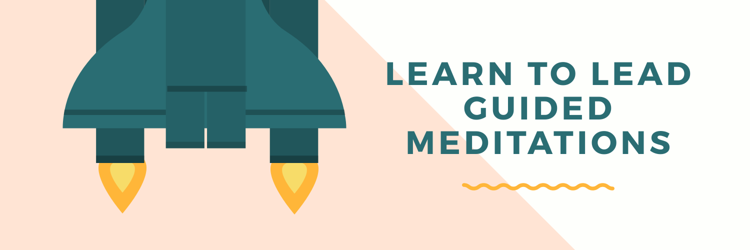 how to lead a guided meditation