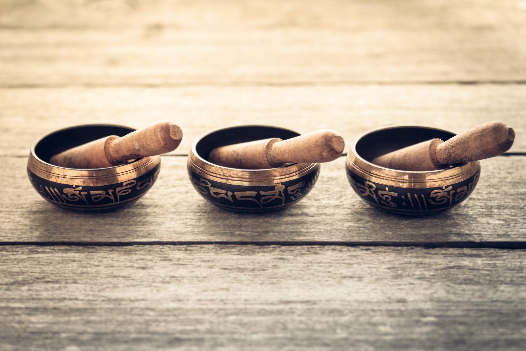 Singing Bowls - High Quality Meditation Bowls