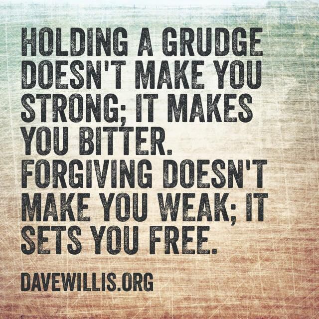 quote about forgiveness