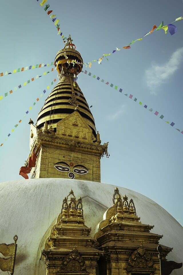 buddhism god