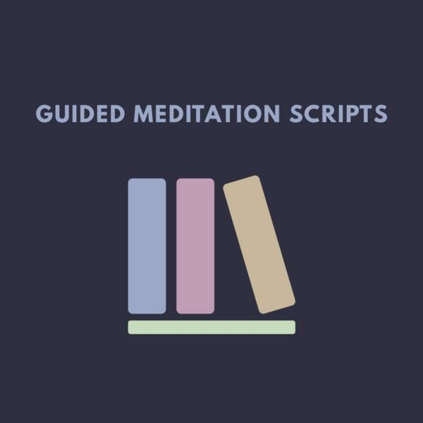 meditation scripts for beginners