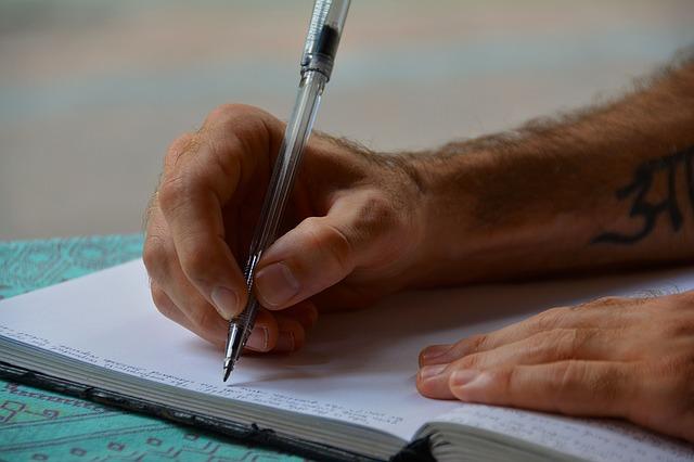 journaling after meditation