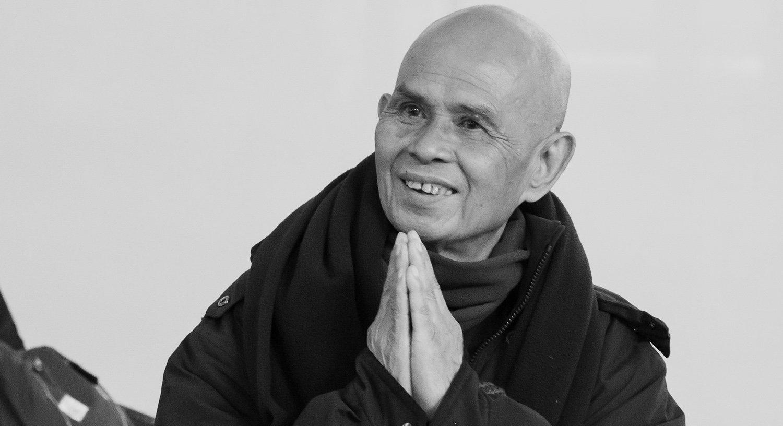 thich nhat hanh buddhist monk